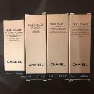 Chanel Sublimage Travel Size