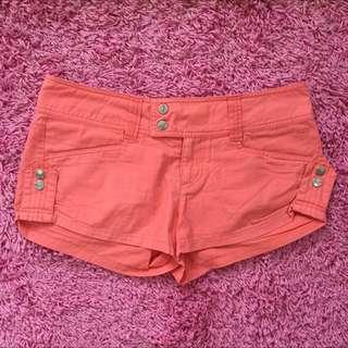 O'neill Orange Shorts