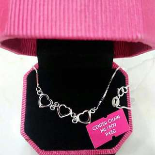 Authentic Sterling Silver 925 Necklace