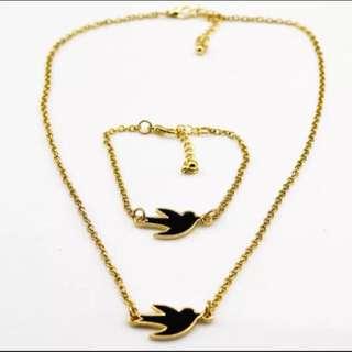 BN Bird Necklace