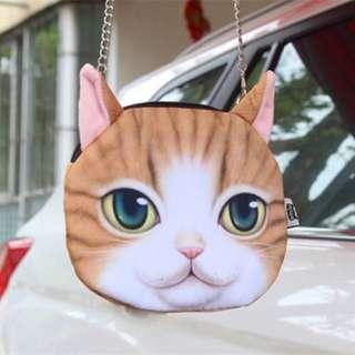 貓咪斜挎包包  狗狗斜挎包包