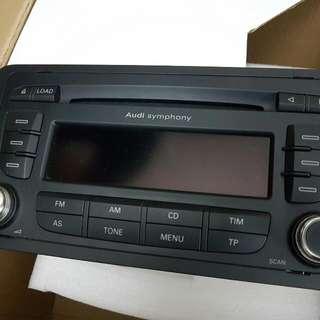 Original AUDI S3 8P Head Unit