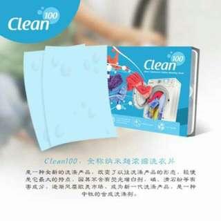 detergent paper
