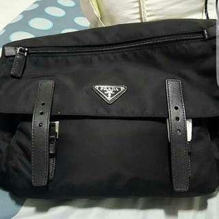 PRADA sling bag for unisex