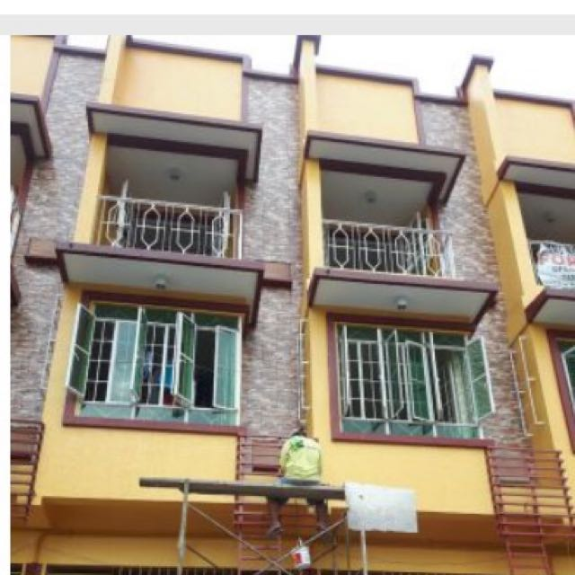 4bedroom Townhouse In sampaloc Near UST and UNIVERSITY BELT