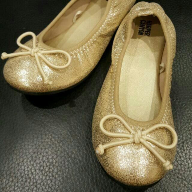 公主娃娃鞋