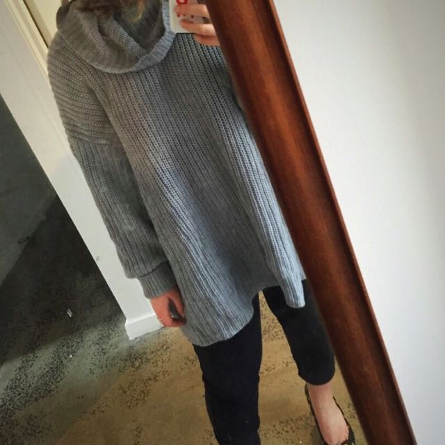 American Apparel Oversized Sweater