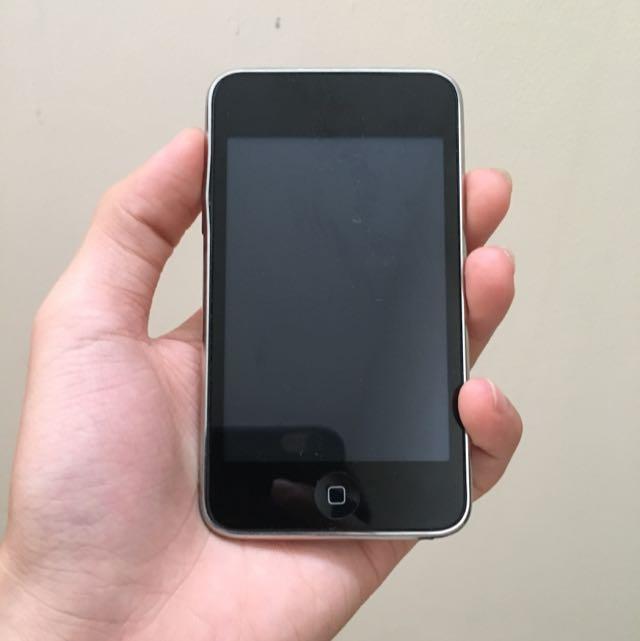 apple ipod (gen 2nd)