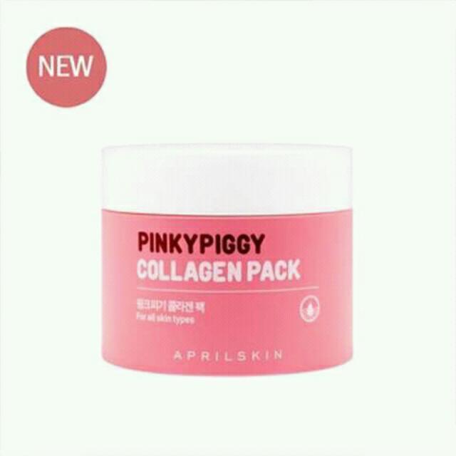 [SALE] April Skin Pinky Piggy Collagen Pack