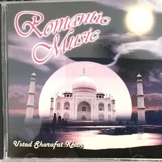 Audio cd Romantic Musik