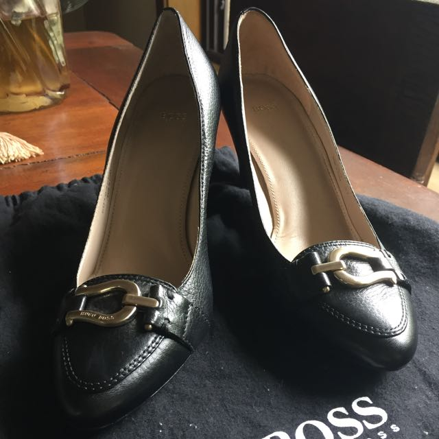 Authentic Hugo BOSS Shoes