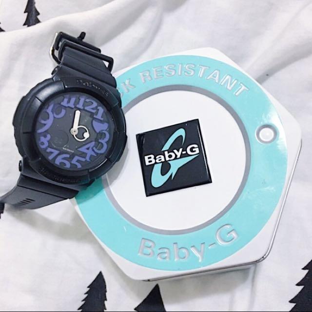 BABYG  Gshock Bga 134 1bdr 女錶