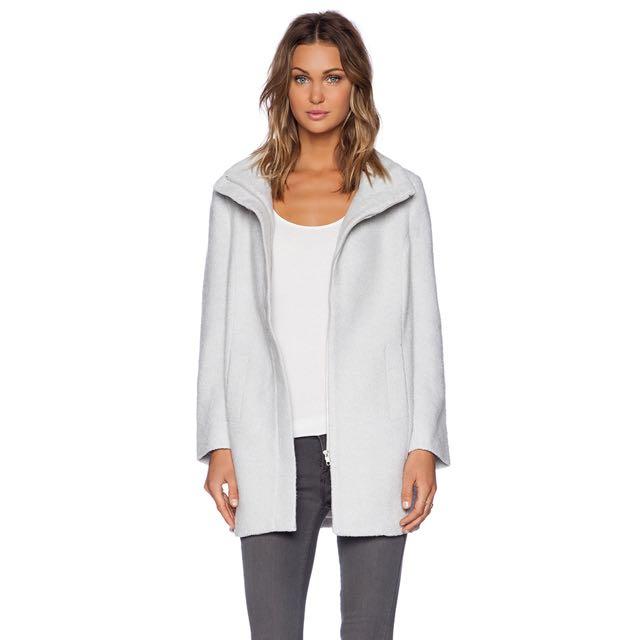 Bardot Grey Coat (Pending)