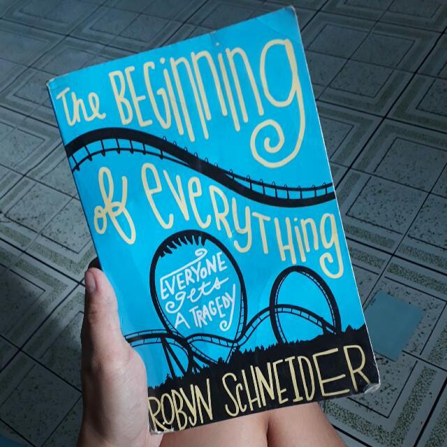 Beginning of Everything by Robyn Schneider