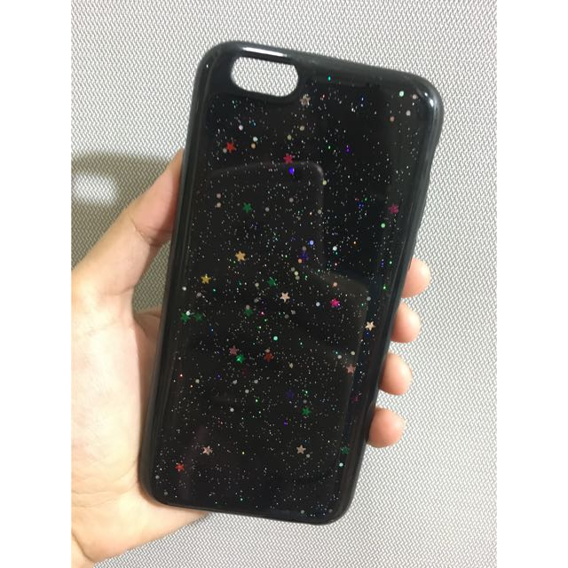 Black Galaxy Case iPhone 6