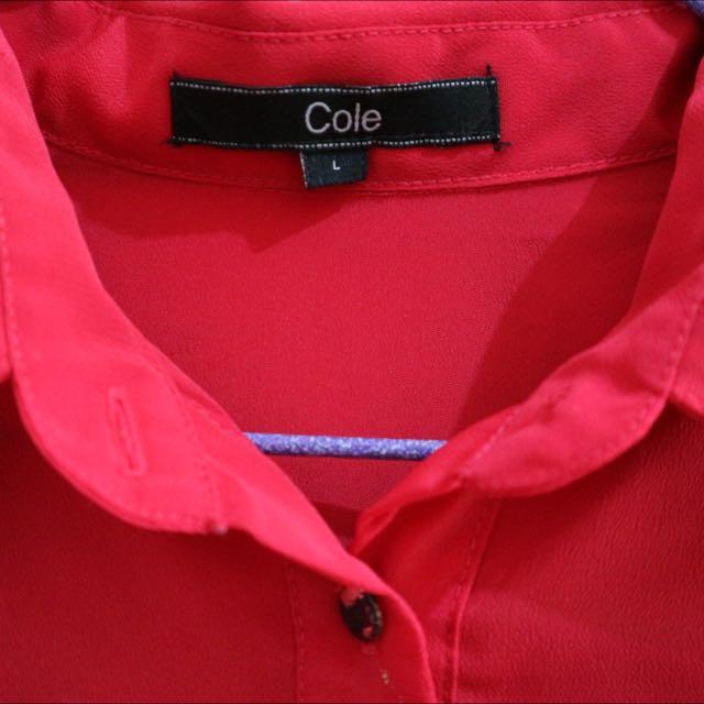 blouse cole