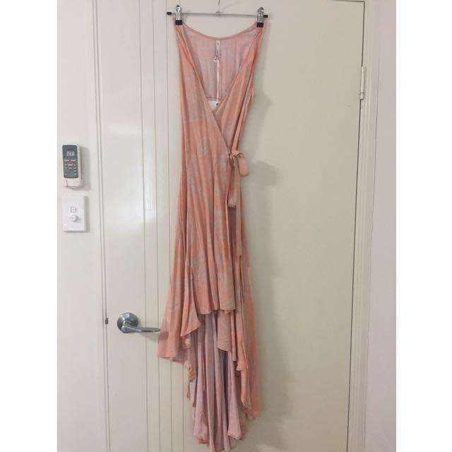 BNWT Indikah Women's Maxi Dress Size 8