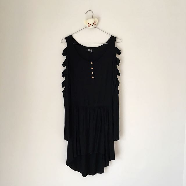 BO+B Hi Lo Dress