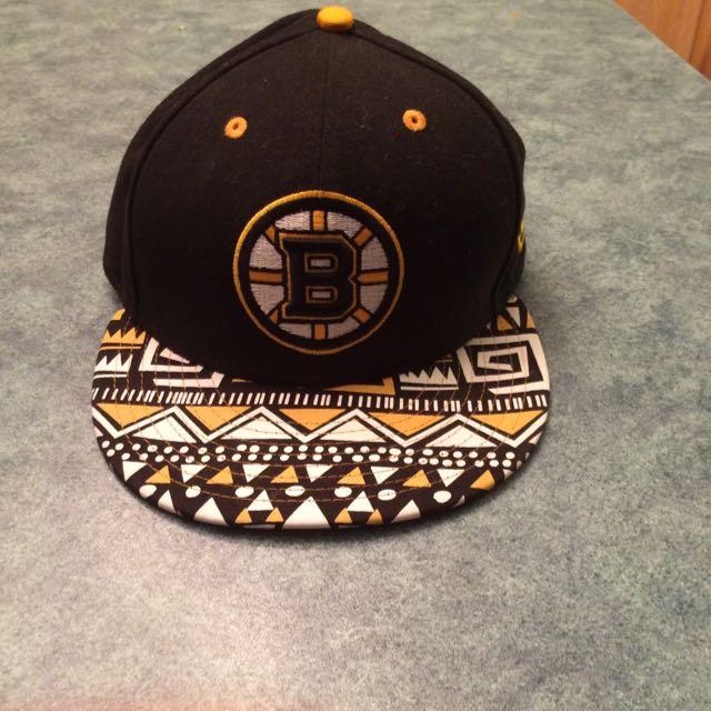Boston Bruins SnapBack