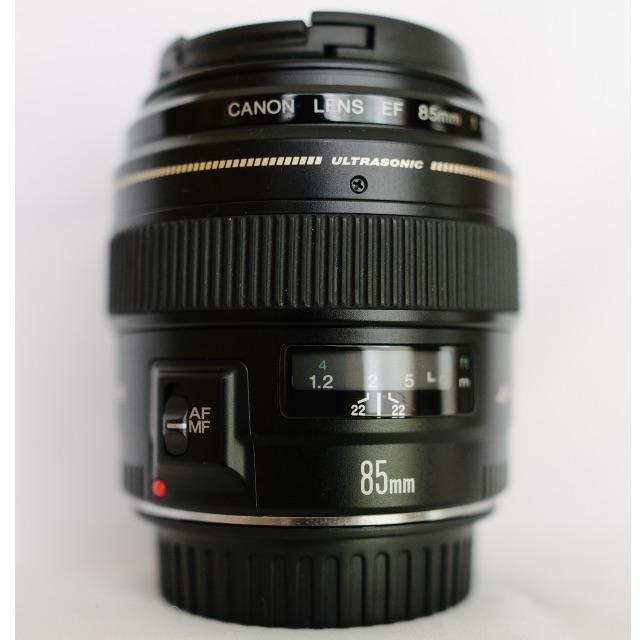 Canon Lens 85mm EF f/1.8 USM