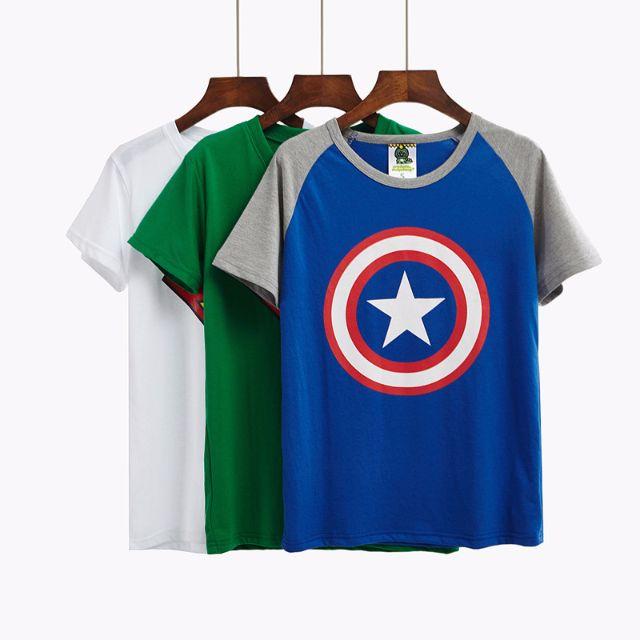 Captain America Tshirt