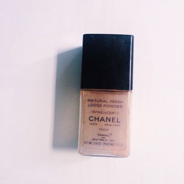 Chanel Natural Loose Powder Travel Size