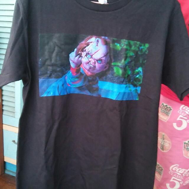 Chucky Doll Tshirt