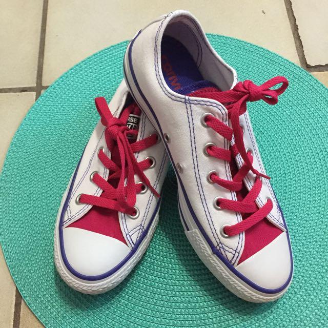 Converse Chuck Taylors (Size 6 US)