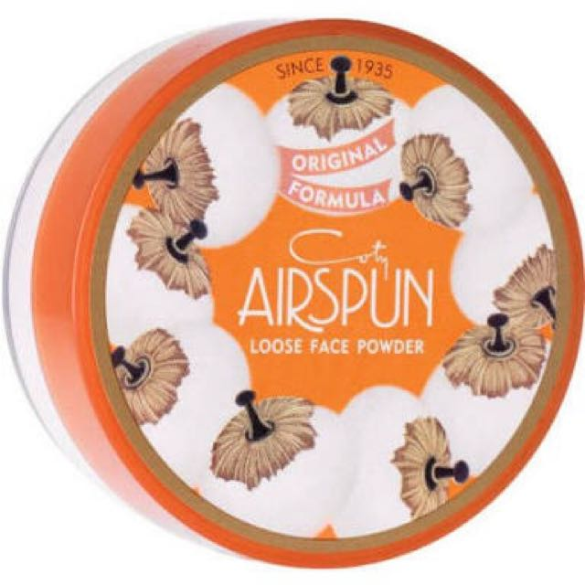 Coty Airspun Extra Coverage Loose Powder