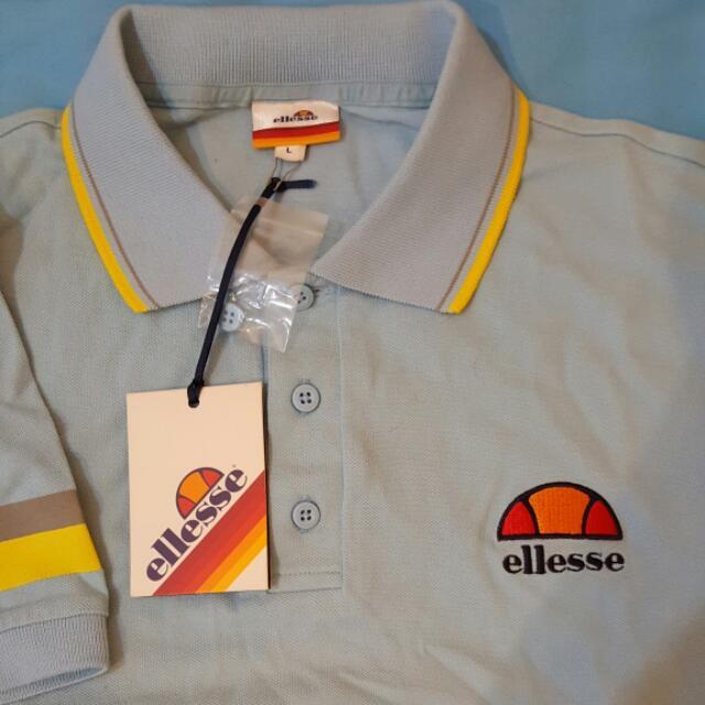 f7902eeec9d Ellesse Italia Heritage Polo. Rare, Men's Fashion, Clothes, Tops on ...