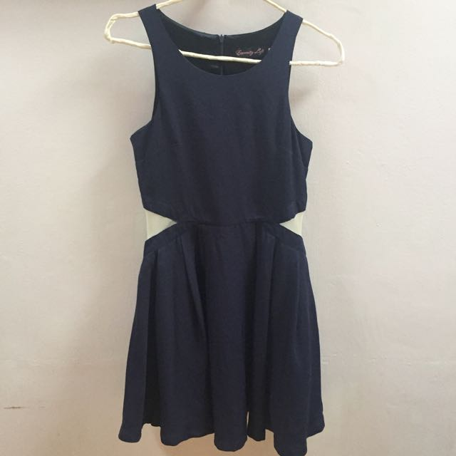 Eternity Loft Navy Dress