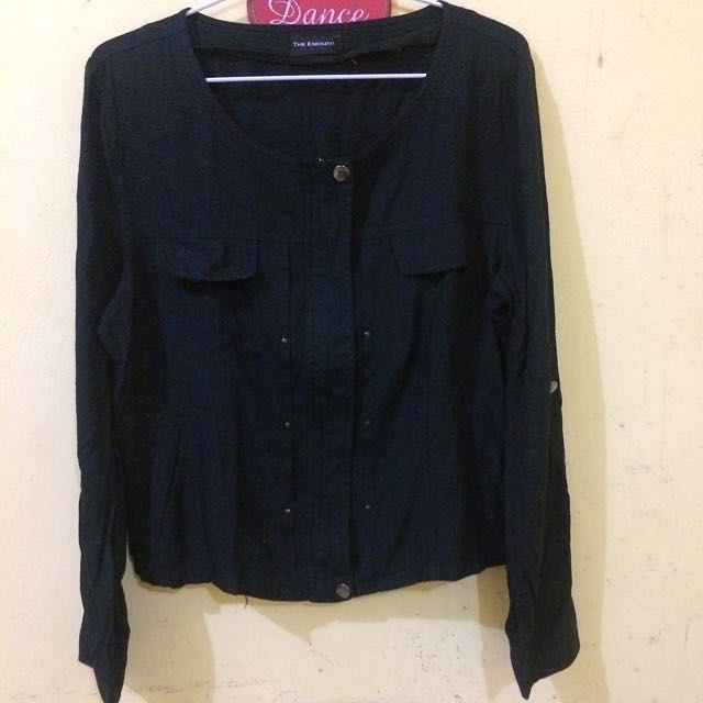 Excutive Blouse Outerwear