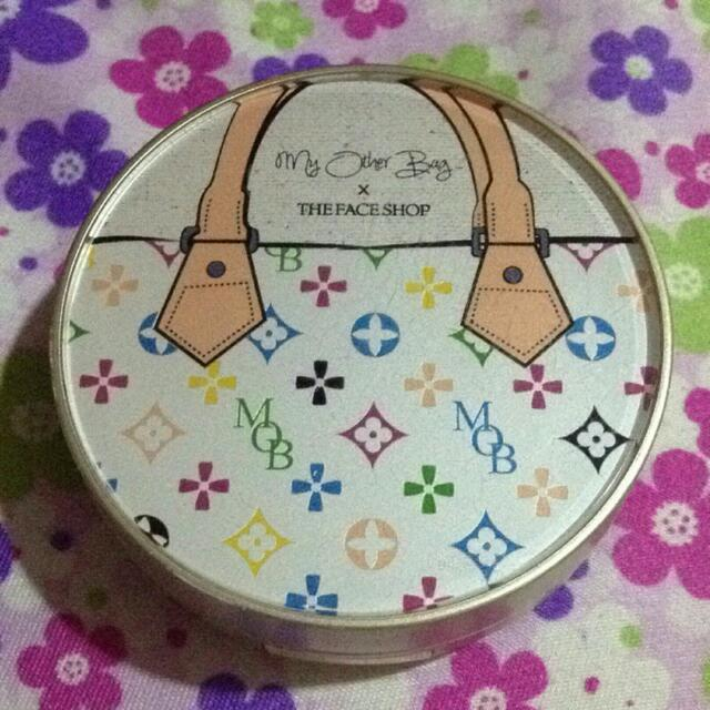 FACESHOP limited edition LV container