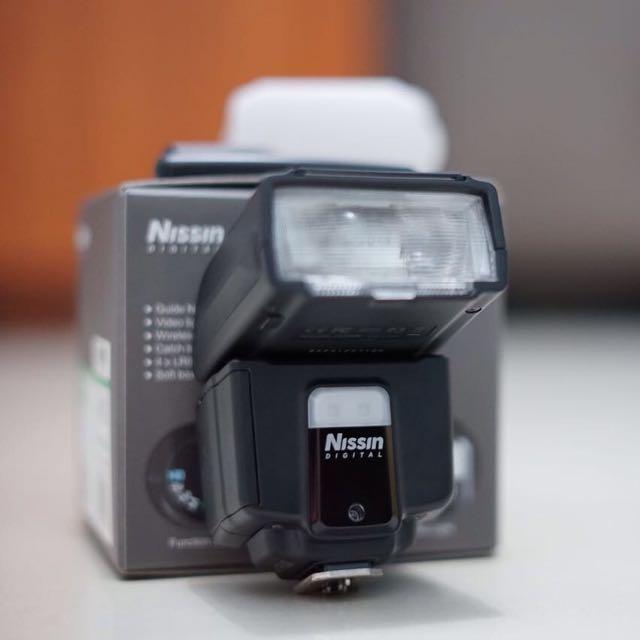 Flash nissin i40 for Fujifilm