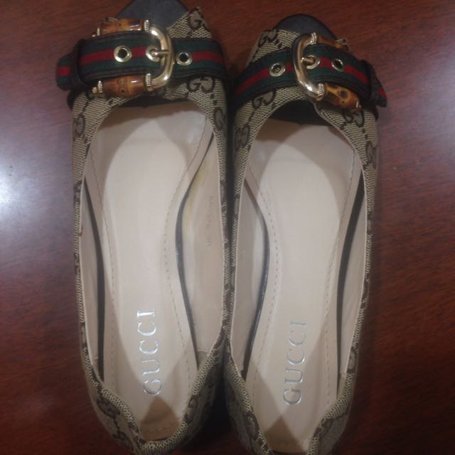 Flat Shoes by Gucci