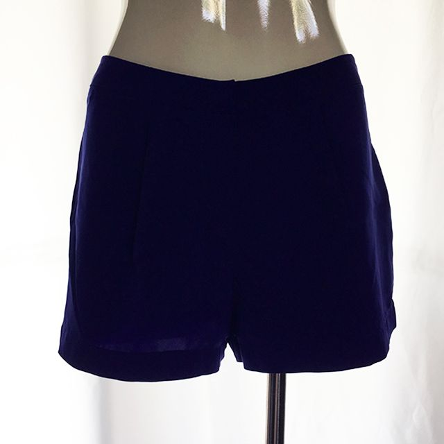 [Free Delivery!] Forever 21 Blue Shorts