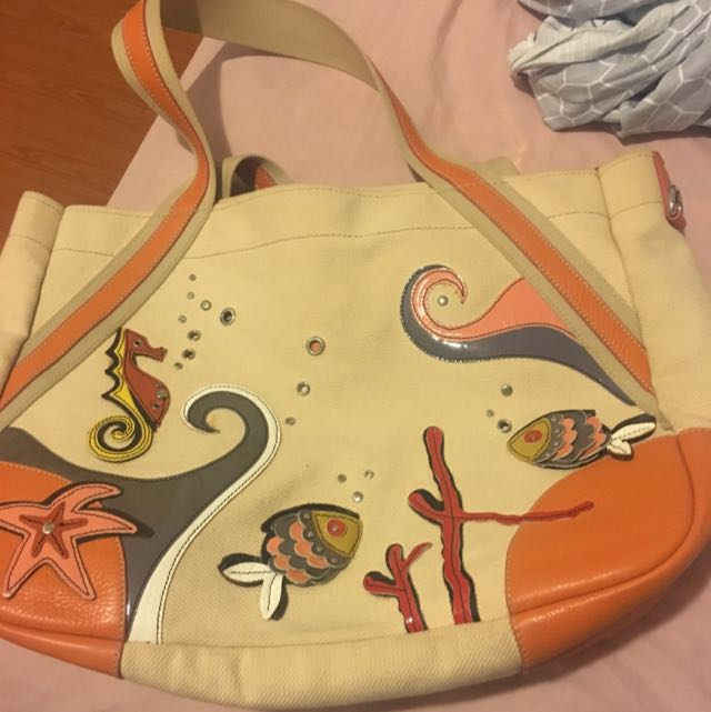 Genuine Prada Tote Bag