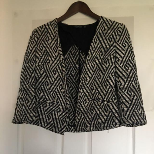 GLASSONS Jacket Size 10