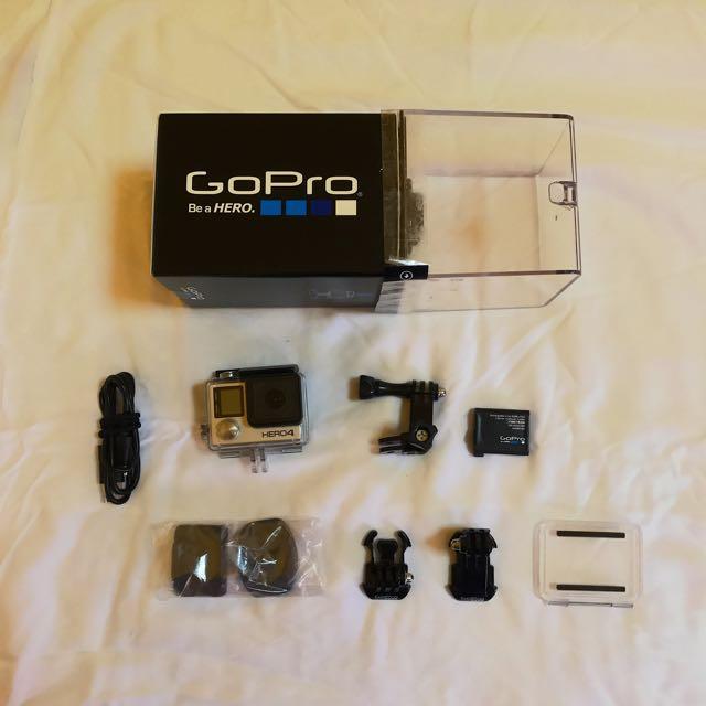 GoPro Hero 4 Black