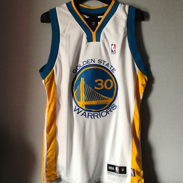GSW Curry #30 Jersey