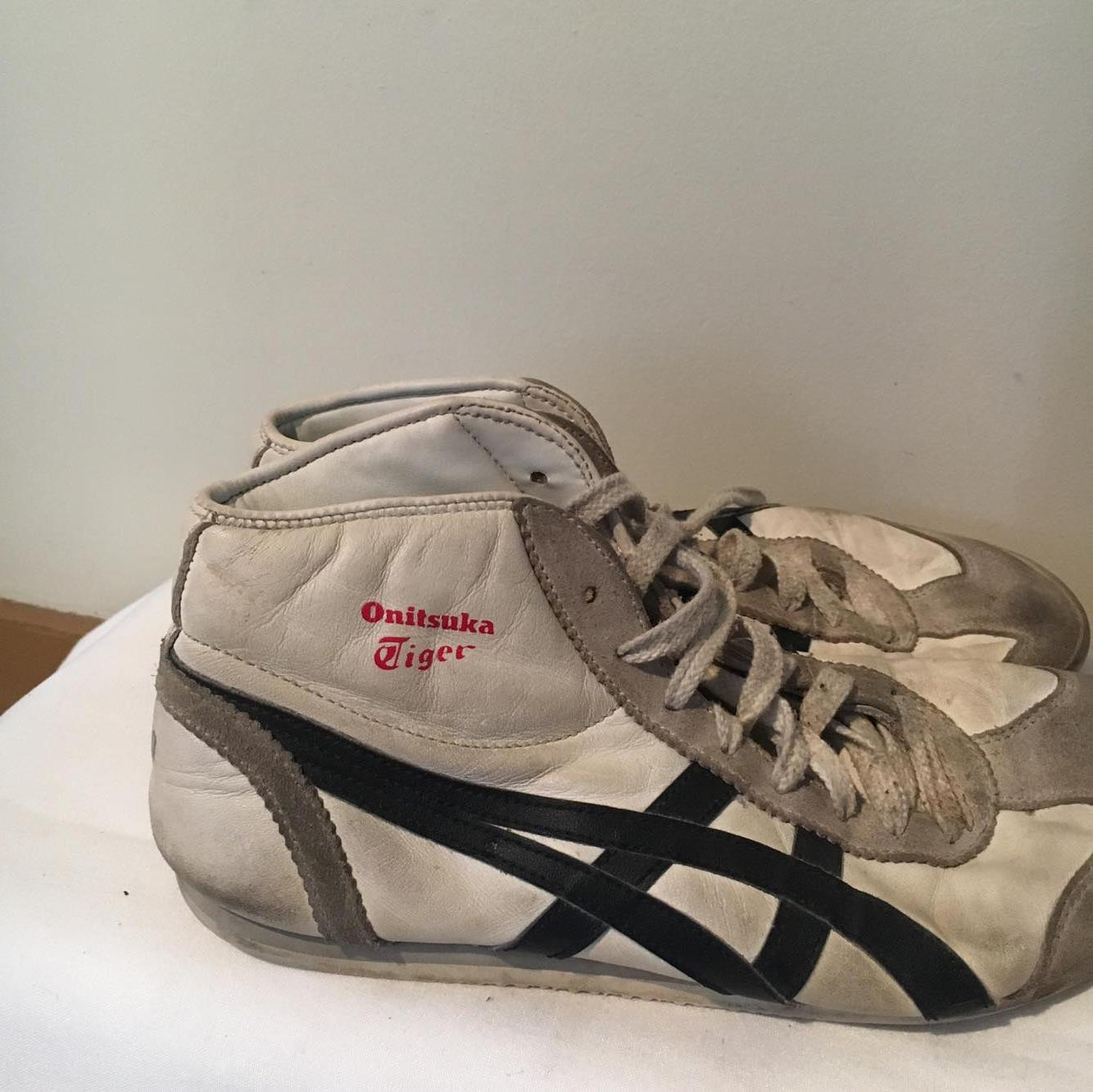 High Top Asic Onitsuka Tigers