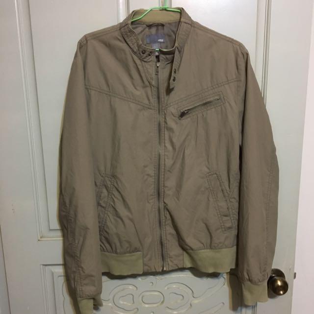 H&M風衣外套
