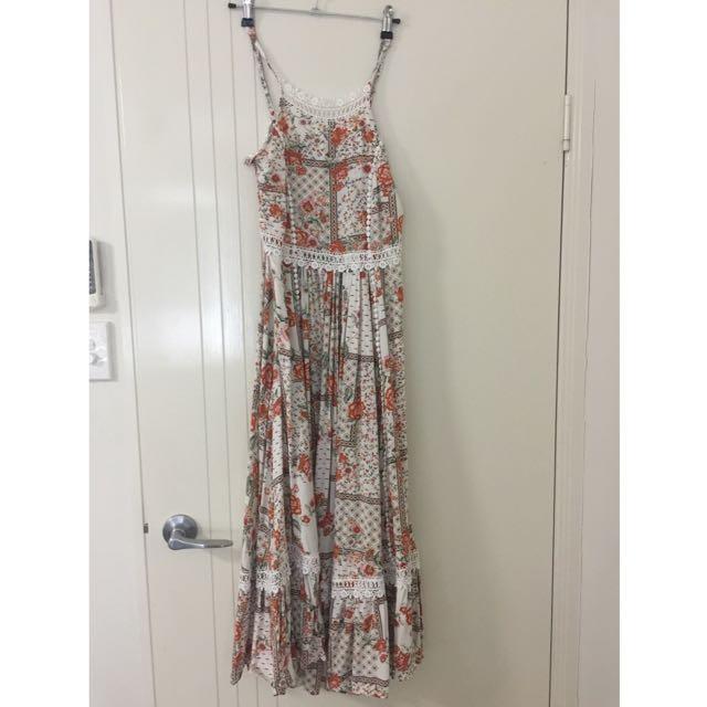 Indikah Women's Maxi Dress Size 6