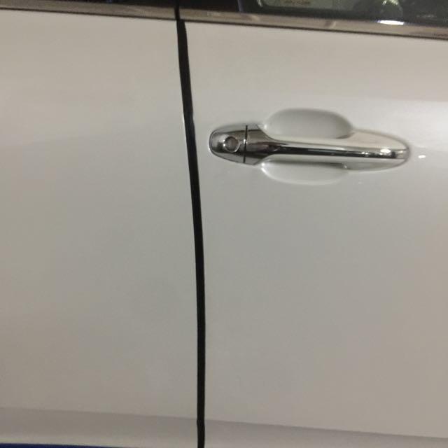 Invisible Car Door Bumper / Guard