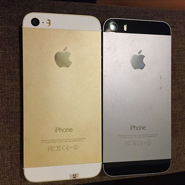 Iphone 5s (2 phones)