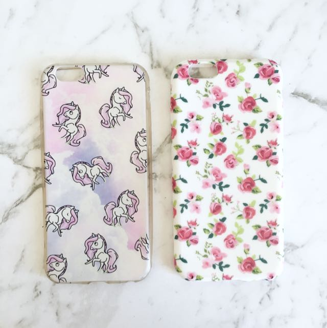 iPhone 6/6s Cases - $1 FOR BOTH