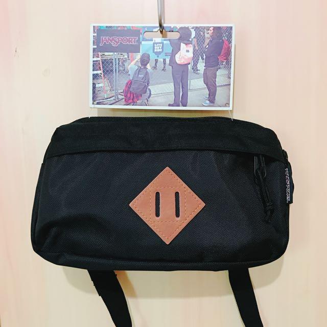 Jansport腰包 側背包