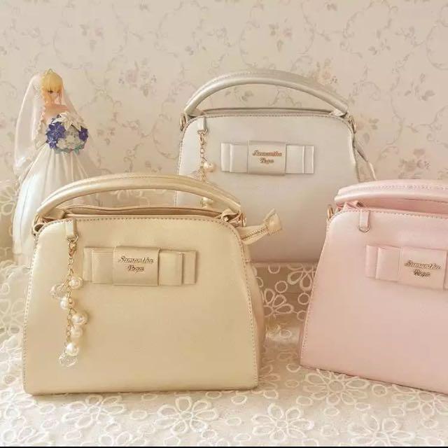 Japanese Brand Samantha Vegas Handbag