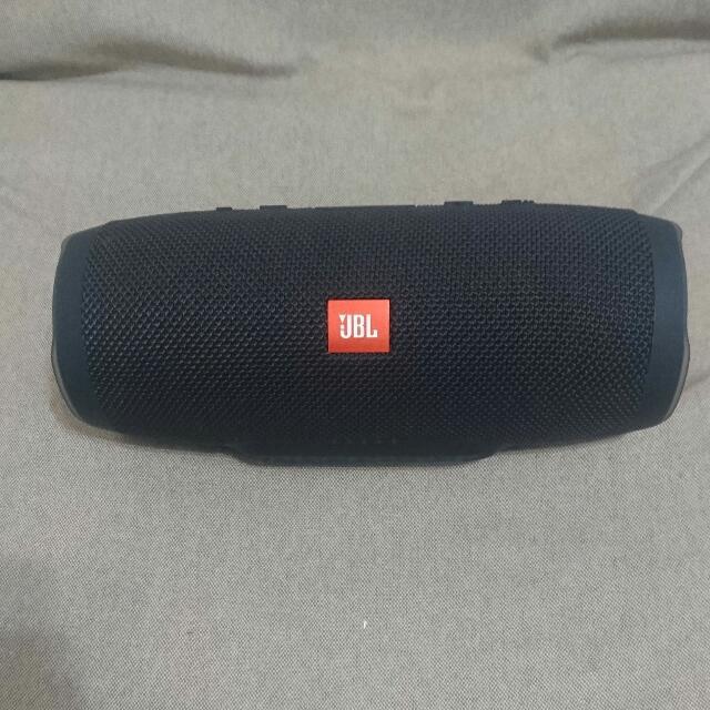 JBL Charge3黑 藍芽喇叭