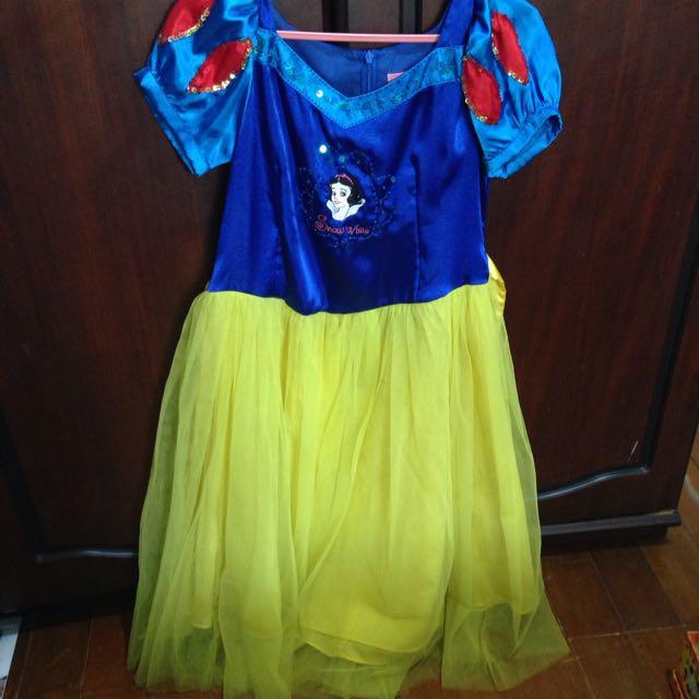 Kostum Snow White
